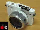 Review kamera mirrorless Nikon 1 J3